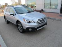 Introducing the 2016 Subaru Outback! This is an
