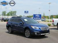 New Price! Clean CARFAX. CARFAX One-Owner. 2016 Subaru