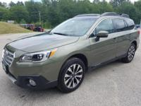 Introducing the 2016 Subaru Outback! An awesome price