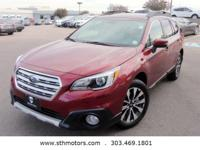 Our 2016 Subaru Outback 2.5i Limited in Venetian Red