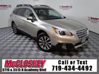 An Out of this World Outback! All Wheel Drive, Leather,