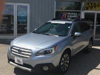 Introducing the 2016 Subaru Outback! It offers the