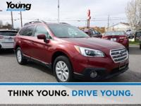 2016 Subaru Outback 2.5i Premium This vehicle is nicely