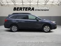 Introducing the 2016 Subaru Outback! It just arrived on