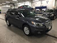 16,000 mile AWD Outback Premium with Eyesight driver