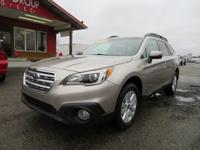 Options:  2016 Subaru Outback Eyesight Driver Assist