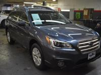 This 2016 Subaru Outback 2.5i Premium is offered to you