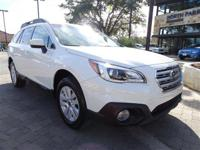 Subaru Certified, CARFAX 1-Owner, ONLY 10,299 Miles!