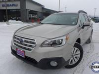 Options:  2016 Subaru Outback 2.5I|Beige|*Subaru