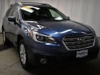 Check out this gently-used 2016 Subaru Outback we