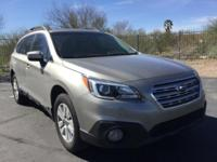 CARFAX ONE OWNER!! Outback 2.5i Premium, 2.5L, CVT