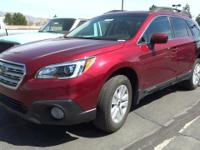 Check out this 2016 Subaru Outback 2.5i Premium. Its