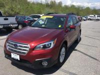 Outback 2.5i Premium, Subaru Certified, 4D Sport