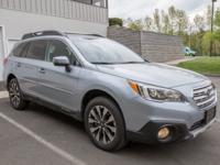 Check Out this 2016 LTD 3.6 Outback. Very low miles and