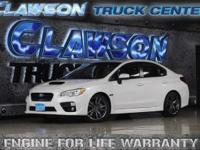 New Price! CARFAX One-Owner. 2016 Subaru WRX Premium