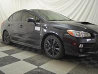 WRX trim. CARFAX 1-Owner, ONLY 7,247 Miles! All Wheel