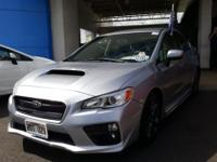 This 2016 Subaru WRX is proudly offered by Big Island