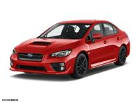 CARFAX One-Owner. Clean CARFAX. Chrome 2016 Subaru WRX