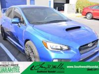 Introducing the 2016 Subaru WRX! Performance, ride, and