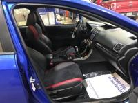 WRX STI trim. Heated Leather Seats, Back-Up Camera, All