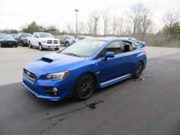 WRX STi, 4D Sedan, 2.5L DOHC Intercooled High-Boost