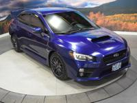 CARFAX 1-Owner. WRX STI trim. Heated Leather Seats,