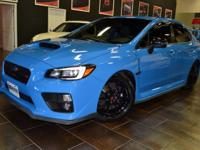 This 2016 Subaru WRX STI 4dr STI Limited features a