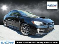WRX STi Limited, Carfax One Owner!, *Local Trade, Not a