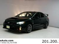 ***CARFAX CERTIFIED 1-OWNER WITH SERVICE RECORDS. WRX