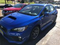 This outstanding example of a 2016 Subaru WRX STI