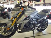 BRAND NEW 2016 SUZUKI GSX S 1000! BEAUTIFUL BIKE FOR A