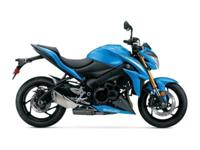 2016 Suzuki GSX-S 1000 in stock and on sale. I have the