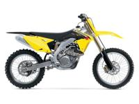 I currently have the all new 2016 Suzuki Rm 450 for