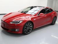 2016 Tesla Model S with Autopilot Convenience
