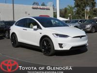 MULTI INSPECTION PRICED BELOW MARKET! THIS MODEL X WILL