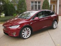 2016 Tesla Model X P90DL MSRP Ludicrous Speed. Tesla