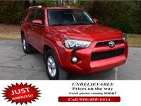 Boasts 22 Highway MPG and 17 City MPG! This Toyota