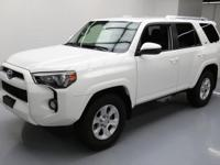 This awesome 2016 Toyota 4Runner comes loaded with the