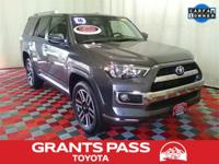 CARFAX One-Owner. Clean CARFAX. Gray 2016 Toyota
