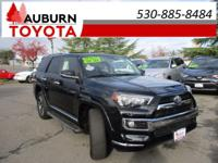 ONE OWNER, TOWING PACKAGE, 4WD! This 2016 Toyota