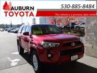 TOWING PACKAGE, 4WD, BACKUP CAMERA! This 2016 Toyota