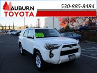 4WD, TOWING PACKAGE, BACKUP CAMERA! This 2016 Toyota