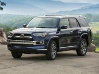 Magnetic Gray Metallic 2016 Toyota 4Runner Limited 4WD