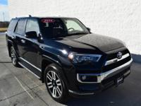 This outstanding example of a 2016 Toyota 4Runner
