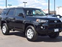 This 2016 Toyota 4Runner SR5 comes with Navigation,