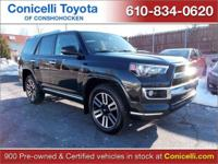 4WD, Priced below Market! CarFax One Owner! This Toyota