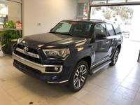 One-Owner. Clean CARFAX. Blue 2016 Toyota 4Runner 4WD