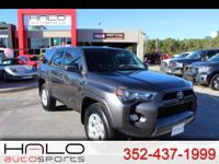 2016 TOYOTA 4 RUNNER SR5 LOADED WITH OPTIONS PLUS 3RD