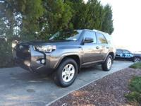 We are excited to offer this 2016 Toyota 4Runner. This