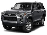 Options:  2016 Toyota 4Runner Sr5|This 2016 Toyota